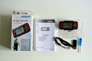 OMRON Jog Style Activty Monitor Review WalkHikeClimb