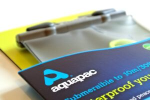 Aquapac iPhone6 Waterproof Phone Case Review WalkHikeClimb