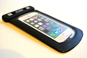 Overboard Waterproof iPhone Case Review WalkHikeClimb