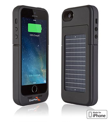 Enerplex Surfr Solar Case for iPhone 5/5S